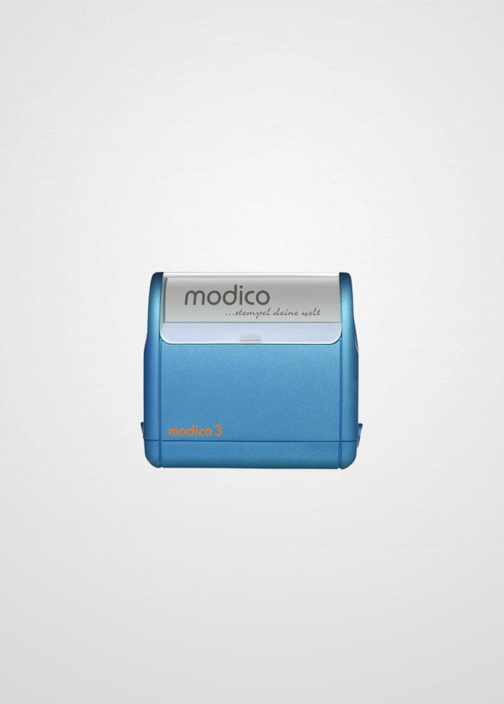 modico 3 azul