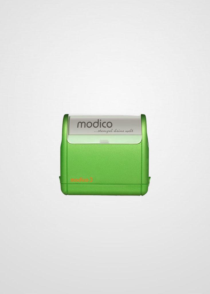 modico 3 verde