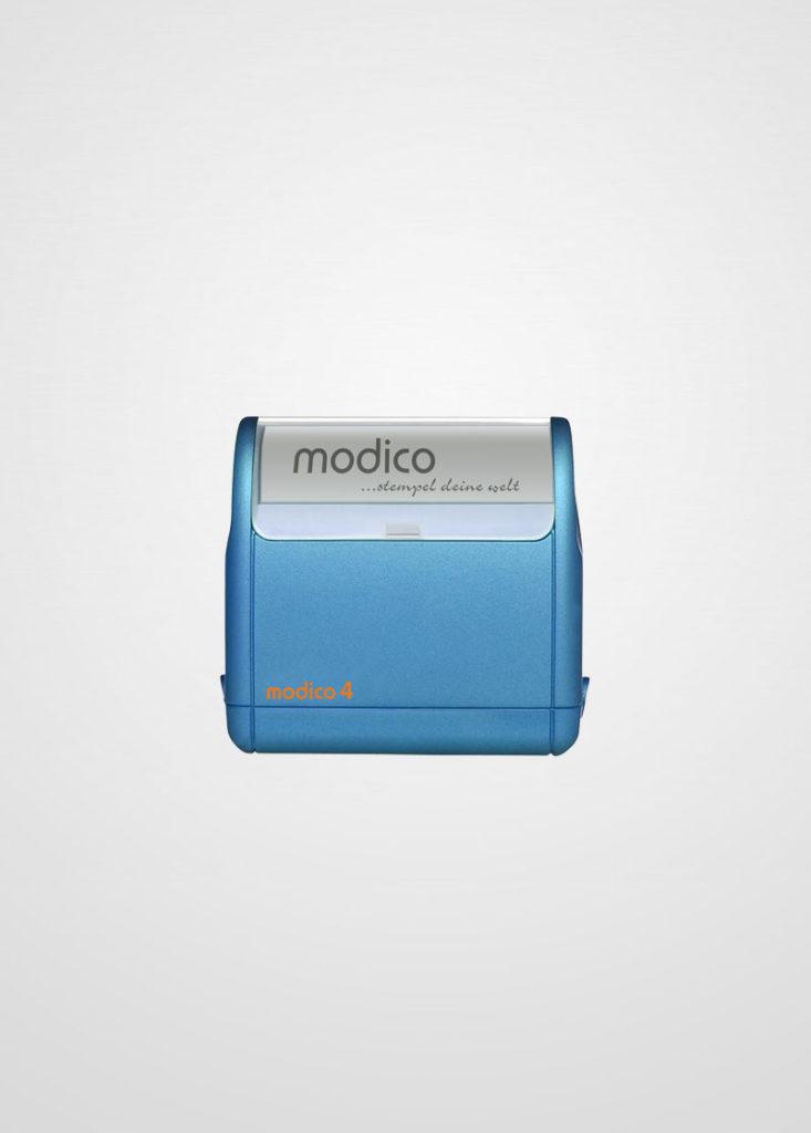modico 4 azul