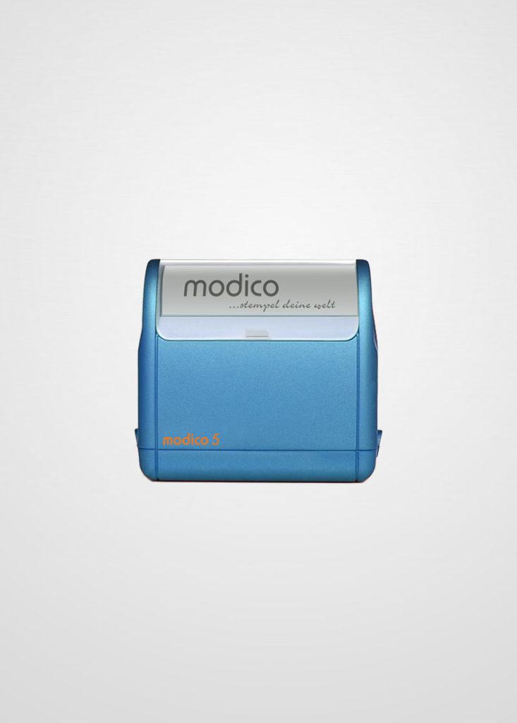 modico 5 azul