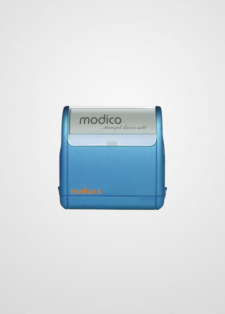 modico 6 azul
