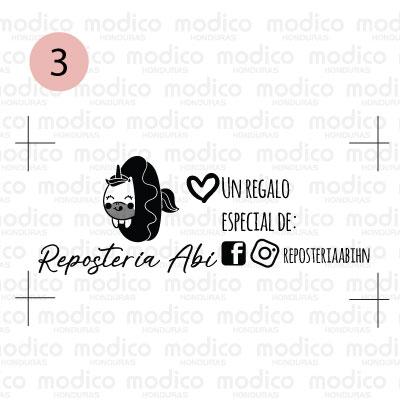 logos para repostería