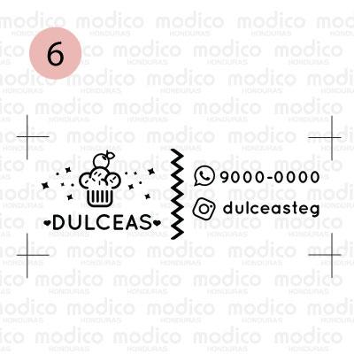 logos para empaques